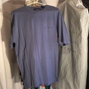 Light blue 💯 cotton tshirt worn once